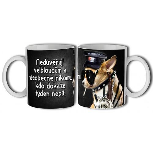 Hrnek - Nedvůvěřuji ... (B160CZ) na lawli.cz